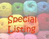 Special listing