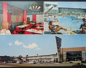 Arva Motor Hotel, Arlington, Virginia, Mid Century Modern, Camera