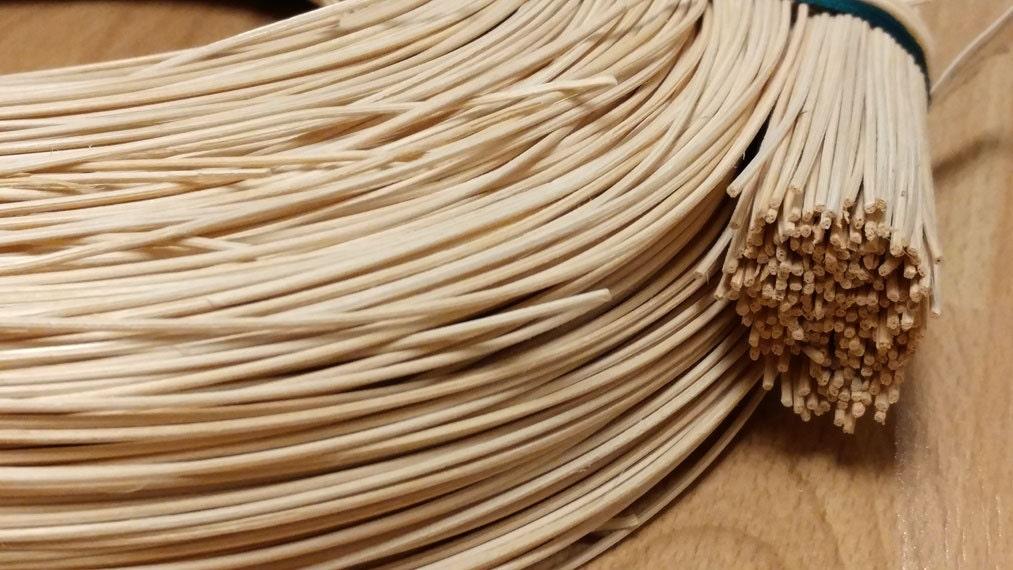 Basket Weaving Round Reed : Mm round reed coil basket making weaving supplies