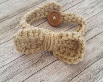 Newborn Bow Tie