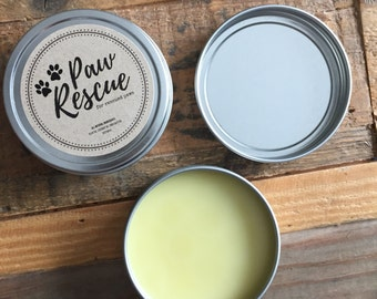 Paw Rescue: Paw Protector, Nose Moisturizer