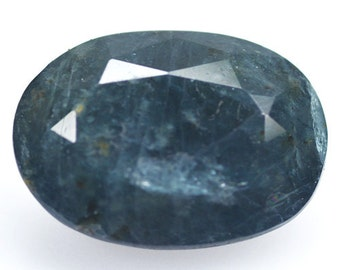SAPPHIRINE RARE GEMSTONE Natural Mined Untreated 5.94Ct  MF8265