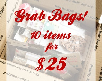 Grab Bag - Oldies But Goodies - 10 Different Products