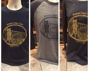 Black Bear - New River shirt