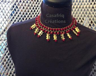 """Ras-neck """"Princess"""" necklace"""