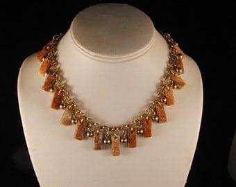 Vintage necklace by Cookie Lee