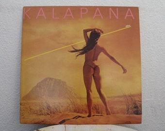 "Kalapana - ""Alive"" vinyl record"