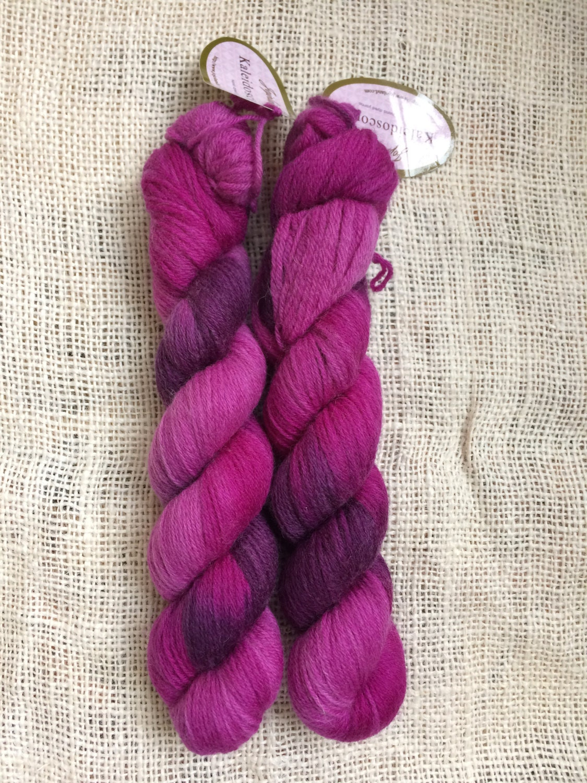 Jojoland Yarn Kaleidoscope - Hand Dyed Yarns