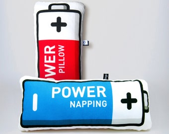Power Napping Pillow
