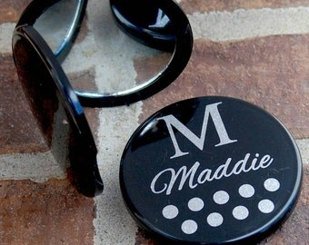 Personalized Black Mirror Compact