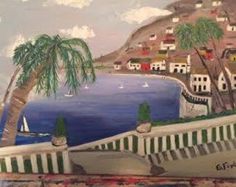 Custom Paintings on Canvas