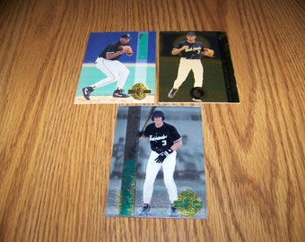 3 Alex Rodriguez (Seattle Mariners) Minor League Rookie Cards