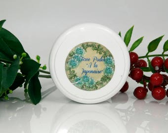 "Face Powder ""à la Japonaise"", whitening face powder, mature skin powder, oily skin powder, rejuvenating face powder"