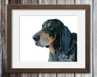 Custom Pet Portrait - Pastel, 11x14