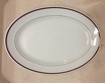 Ironstone Serving Platter