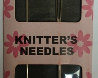 WOOL / KNITTING Hand Sew Needles,  Assorted Types