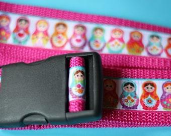 "Luggage belt ""Matrioschka"""