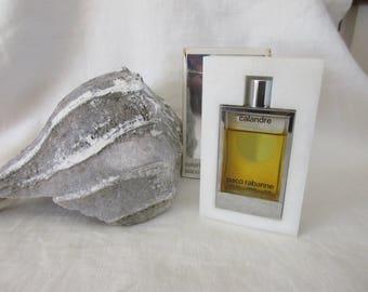 Vintage CALANDRE Parfum by Paco Rabanne