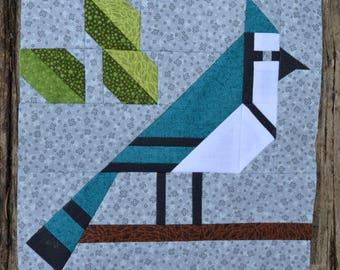 Bird quilt block | Etsy : bird quilt - Adamdwight.com