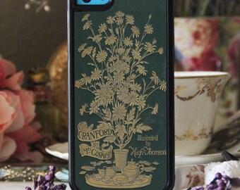 Cranford Elizabeth Gaskell  Book Cover Phone Case Samsung iPhone
