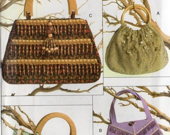 Vogue Accessories Pattern 8216 HANDBAGS