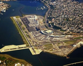New York's LaGuardia International Airport, Aerial View