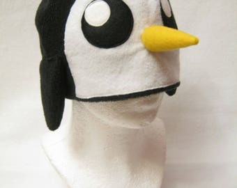 Gunter Penguin =Adventure Time= Ice King Destroyer