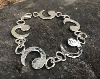 Stunning Spiral Bracelet