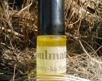 The Dark Vines fragrance (sandalwood, labdanum, benzoin)