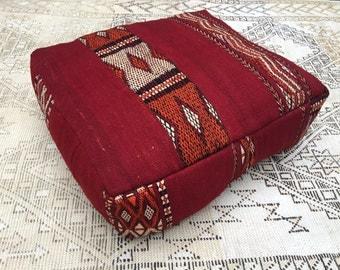 Kilim Ottoman Handmade