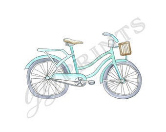 Bike Clipart // Bicycle Clipart