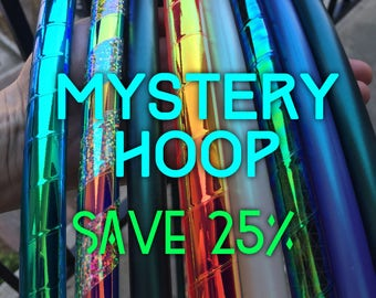 The Mystery Polypro or HDPE Hoop ~You Save 25%~