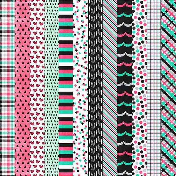 It's Love Patterns Pack Two