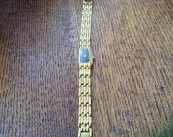 Vintage Pulsar Goldtone Watch