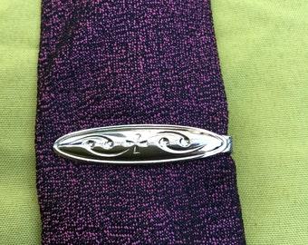 Vintage Skinny Tie Clip