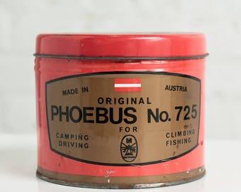 Phoebus No. 725 Stove