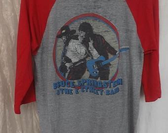 Bruce Springsteen Tour Tee Shirt
