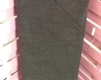 no. 1024 Black Cool Weave Fabric by the Yard
