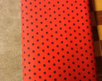 no. 1026 Dots fabric by the yard