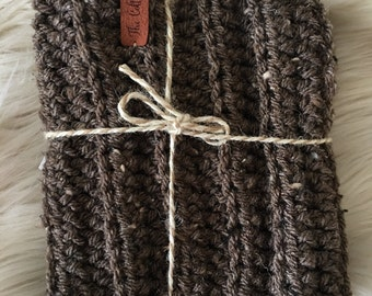 Ready to ship // brown Boot cuffs, knitted boot toppers, crochet boot socks, leg warmers, knitted boot cuffs, crochet boot cuffs