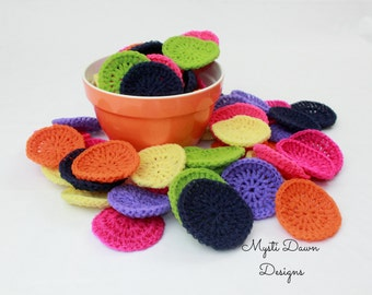 Reusable Nylon Pot scrubbies kitchen bathroom cleaning