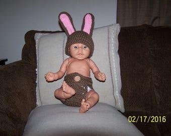 Baby Bunny photo prop