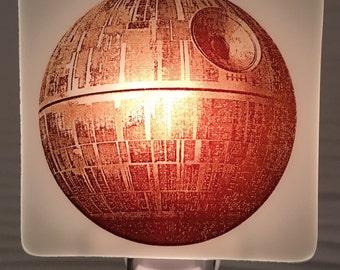 Death Star Star Wars Night Light