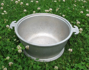 Vintage Pewter Pot