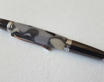Black camouflage Sierra pen