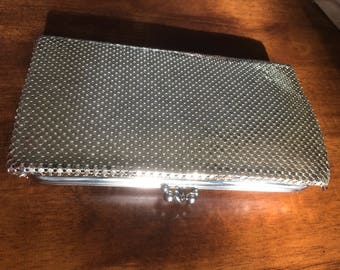 Vintage Whiting & Davis Silver Mesh Women's Wallet