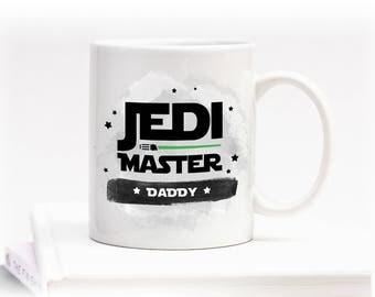 Matching Jedi Master / Jedi In Training Mug