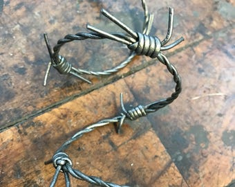 Wicked Wire Special Effects Barbed Wire Deluxe 10  Foot Halloween