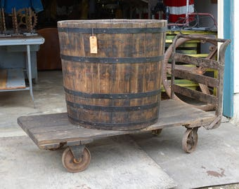 Large European Wine Barrel **Local Pickup Only**