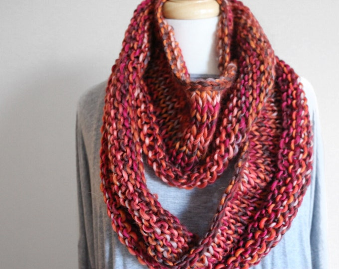 Infinity Scarf // Style // Knit